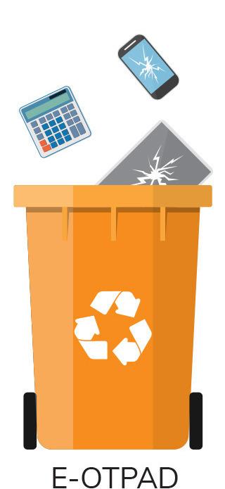 Posuda za e-otpad